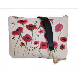 Poppies mini bag