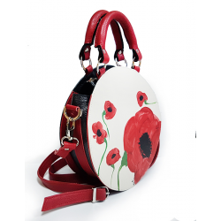 Ronda poppies bag I