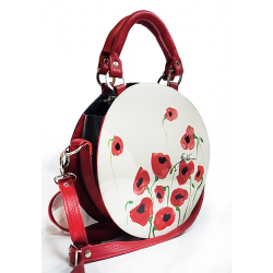 Ronda poppies bag II