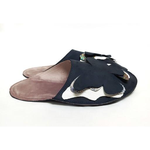 Waist leather belt