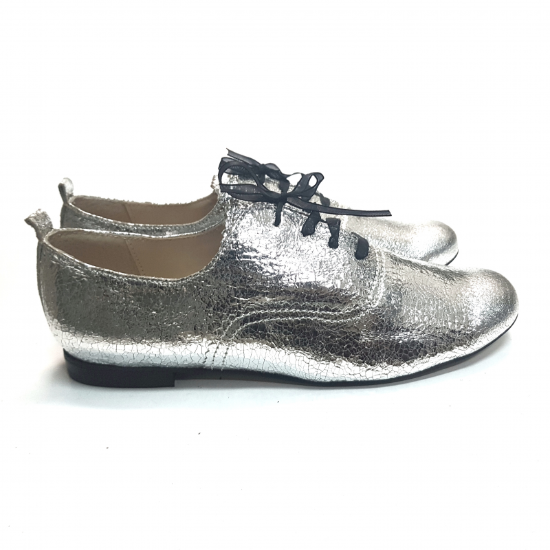 37 Silver shoes