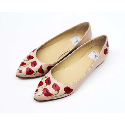 Black leather clutch bag